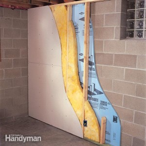 Healthy Basement Insulation Systems
